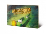 Adventure Time Holzdruck Memories Of Boom Boom Mountain 40 x 60 cm