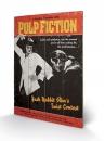 Pulp Fiction Holzdruck Twist Contest 40 x 60 cm