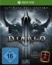 Diablo III Ultimate Evil Edition - XBOX One - Rollenspiel