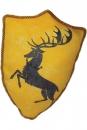 Game of Thrones Plüschkissen Wappen Haus Baratheon 56 cm