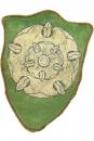 Game of Thrones Plüschkissen Wappen Haus Tyrell 56 cm