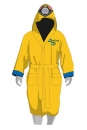 Breaking Bad Fleece-Bademantel Cook Suit