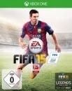 Fifa 15 - XBOX One - Fußballspiel