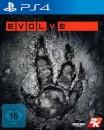 Evolve - Playstation 4- Actionspiel