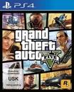 Grand Theft Auto V - Playstation 4- Actionspiel