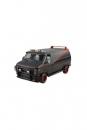 A-Team Hot Wheels Diecast Modell 1/18 1982 GMC A Team Van Heritage Series