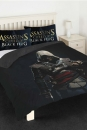 Assassin's Creed IV Black Flag Bettwäsche Edward Kenway 200 x 200 cm