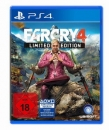 Far Cry 4  Limited Edition - Playstation 4 - Shooter
