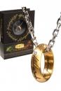 Herr der Ringe Edelstahl-Kette Der Eine Ring