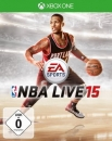 NBA Live 15, XBOX One, Basketballspiel