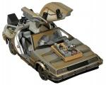 Zurück in die Zukunft III Modell Rail Ready DeLorean 33 cm