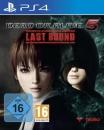 Dead or Alive 5 Last Round - Playstation 4 - Prügelspiel
