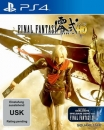 Final Fantasy Type-0 HD - Playstatiion 4 - Rollenspiel