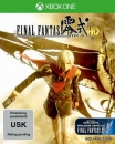 Final Fantasy Type-0 HD - XBOX One - Rollenspiel