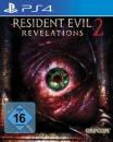 Resident Evil: Revelations 2 - Playstation 4- Actionspiel
