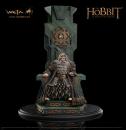 Der Hobbit Eine unerwartete Reise Statue 1/6 König Thror auf seinem Thron 46 cm