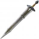 Der Hobbit Die Schlacht der Fünf Heere Replik 1/1 Thorin Eichenschilds Schwert Regal 94 cm