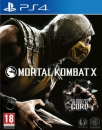 Mortal Kombat X  D1 Version! - uncut (AT) - Playstation 4- Prügelspiel